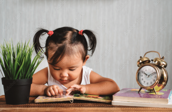 Reading With Your Toddler During 5 Routines